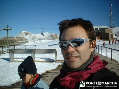 Esquí Baqueira; senderismo guadarrama; bosques en madrid